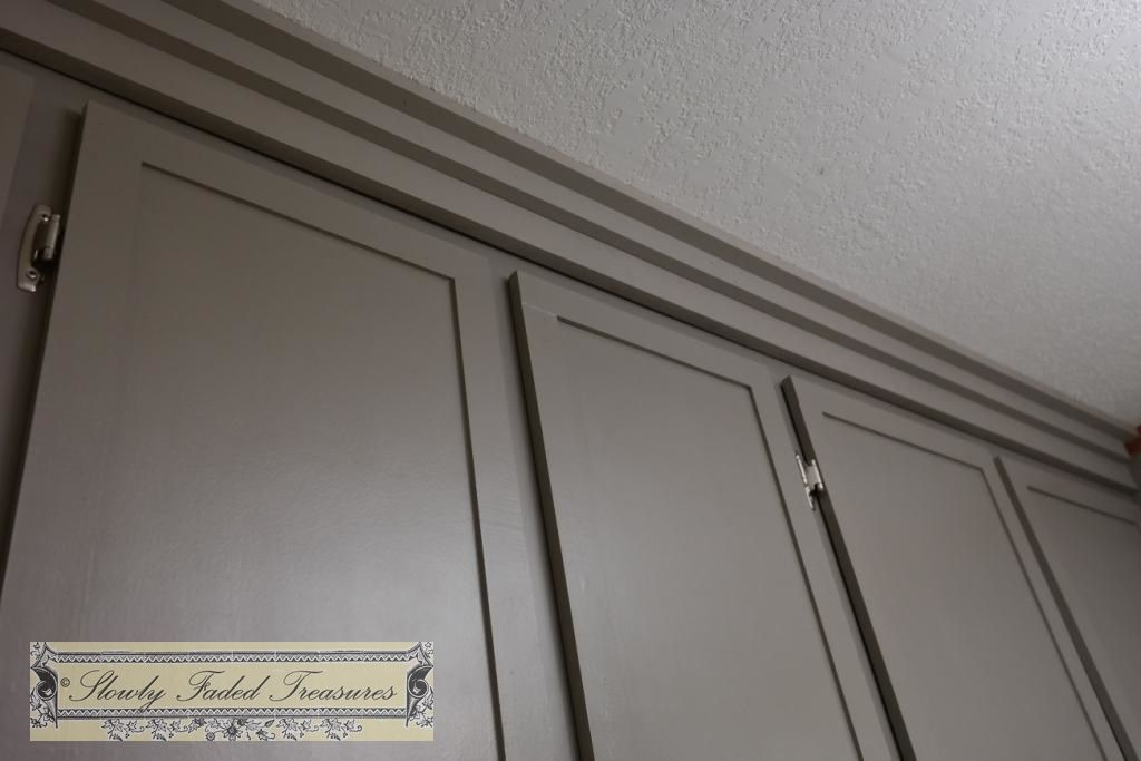 Creating Craftsman Style Crown Molding For Kitchen Remodel