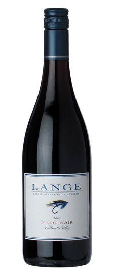 Lange Pinot Noir - $24.99