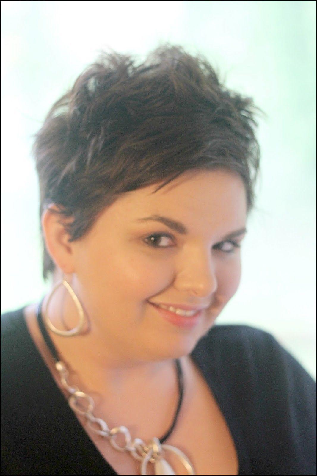 short haircuts for large women | hair ideas | short hair