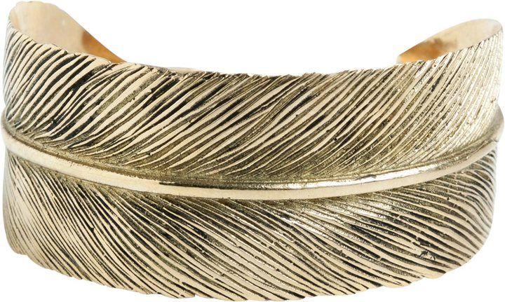 Sunahara Feather Cuff on shopstyle.com
