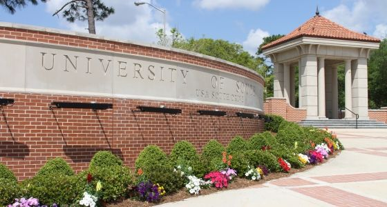 University Of South Alabama This Is Where I Went To School