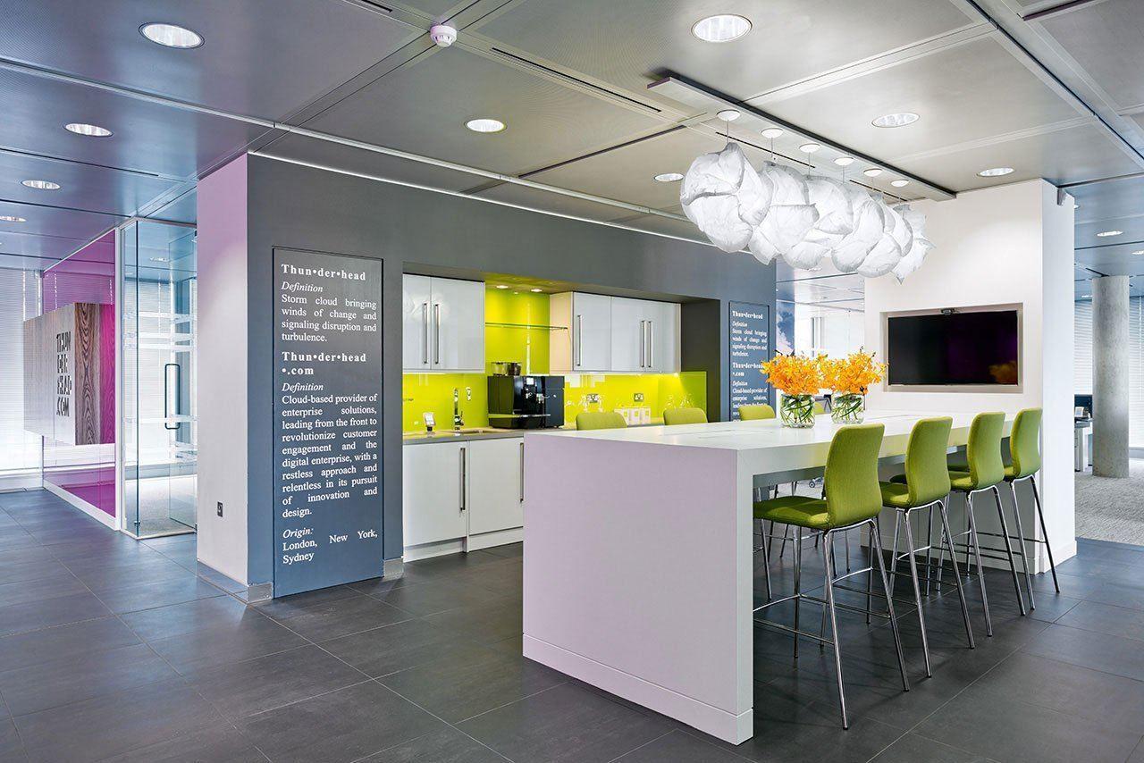 A Look Inside Thunderhead S Stylish London Headquarters