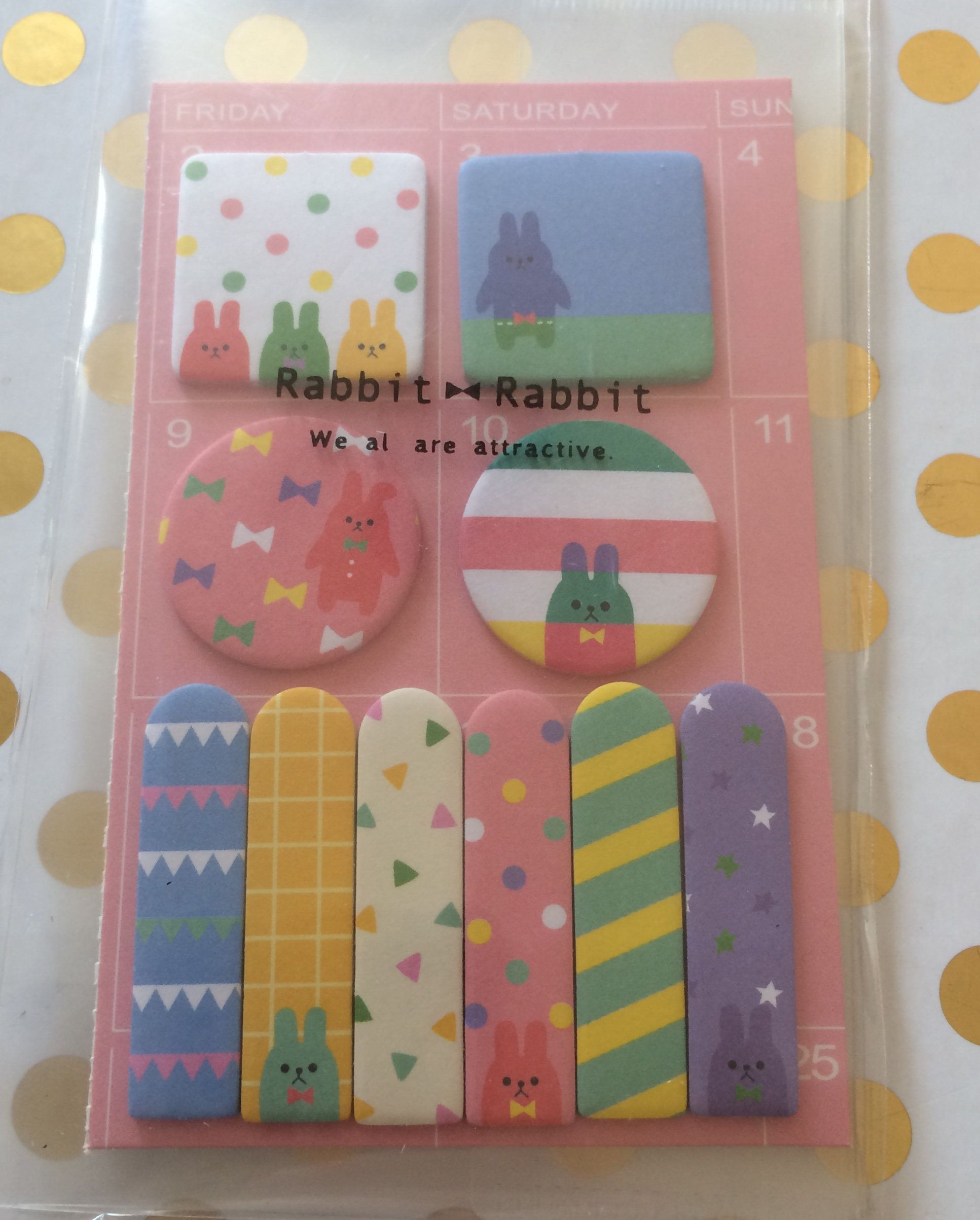 Pack With Different Shape Post It Note Pad Memo Pad Sticky