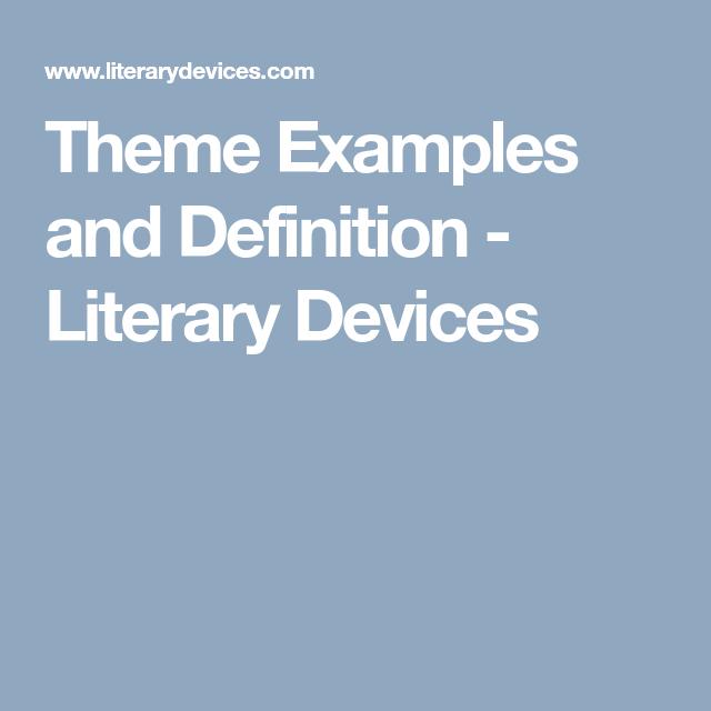 topic literary definition by Jennifer Lynn Ringo