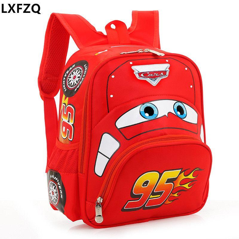 backpack kids bag children school bags of 2 to 5 years old school bags for  girls Car Backpack Waterproof mochila escolar menino  d41495b2fc29