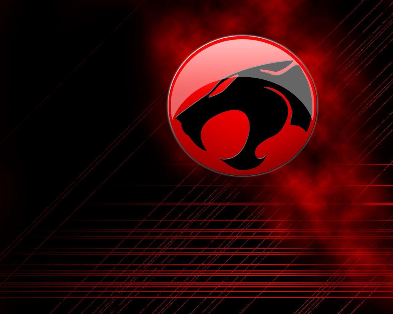 Red Logo Thundercats Wallpaper Thundercats Thundercats Comics