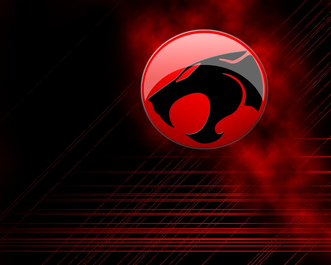 Red Logo Thundercats Wallpaper