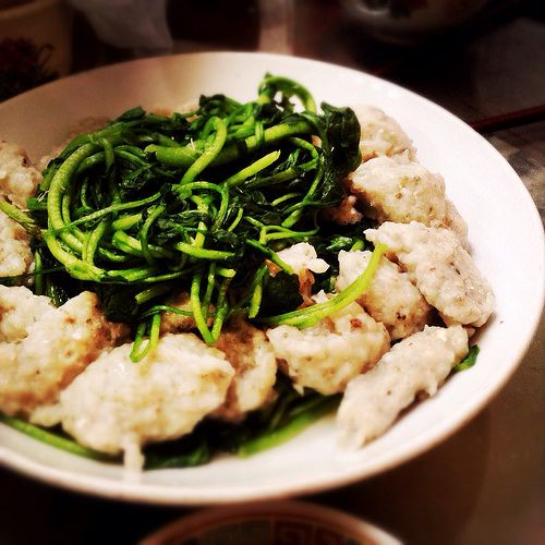 Watercress fish ball soup the hong kong cookery recipes forumfinder Image collections