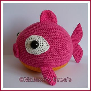 Pattern Fish | €3.85 by Tamara Gaal