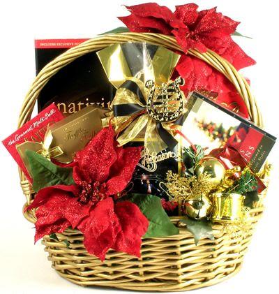 Diy christmas gift basket ideas gift ideas christmas for Homemade christmas gift basket ideas