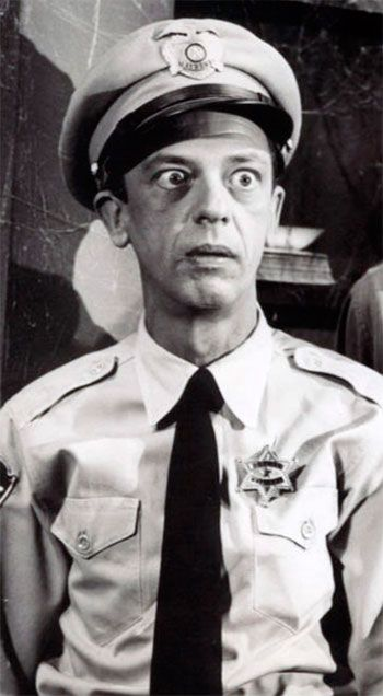 Barney Fife Quotes Fascinating The Theology Of Deputy Barney Fifei Started Wondering How Barney . 2017