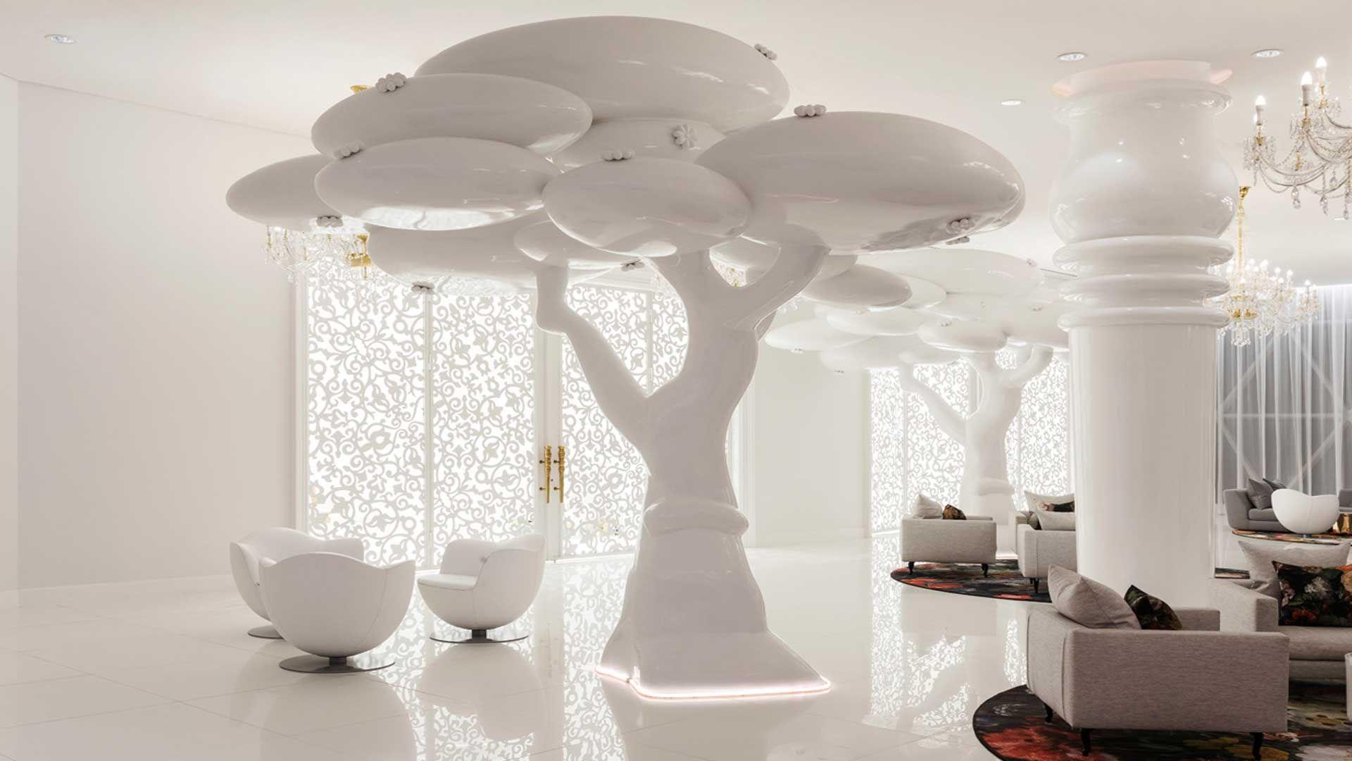 Sia Moore | Mondrian Doha