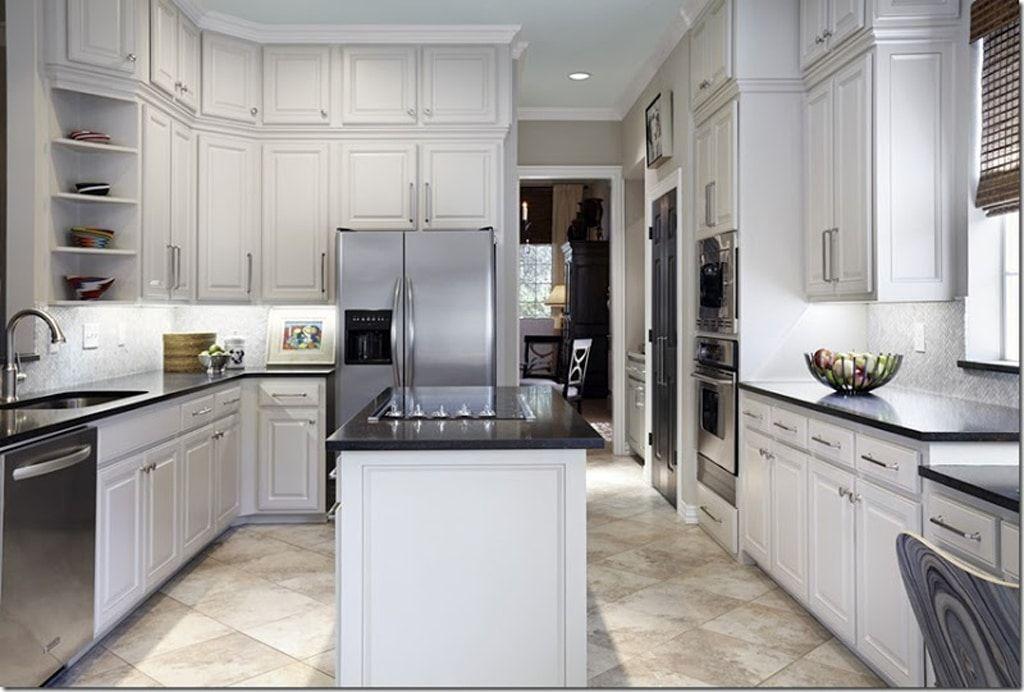 Rejuvenating Kitchen Cabinets