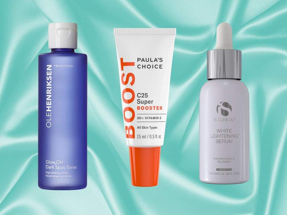 9 best hyperpigmentation for dry oily combination and