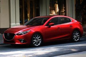 Car Review: 2015 Mazda3 Sport GT 6MT   Driving