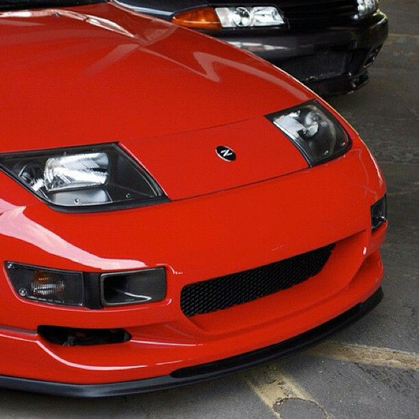 300zx- that's the bumper and lip i want      Driving in Style