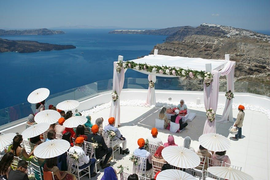 How To Plan A Destination Wedding In Greece