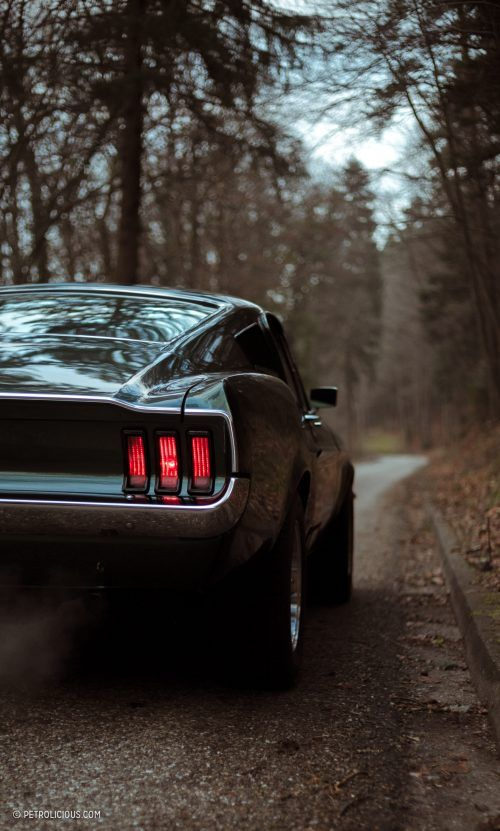 GALLERY: Go Behind The Scenes On Our 1968 Ford Mustang GT Fastback Film Shoot