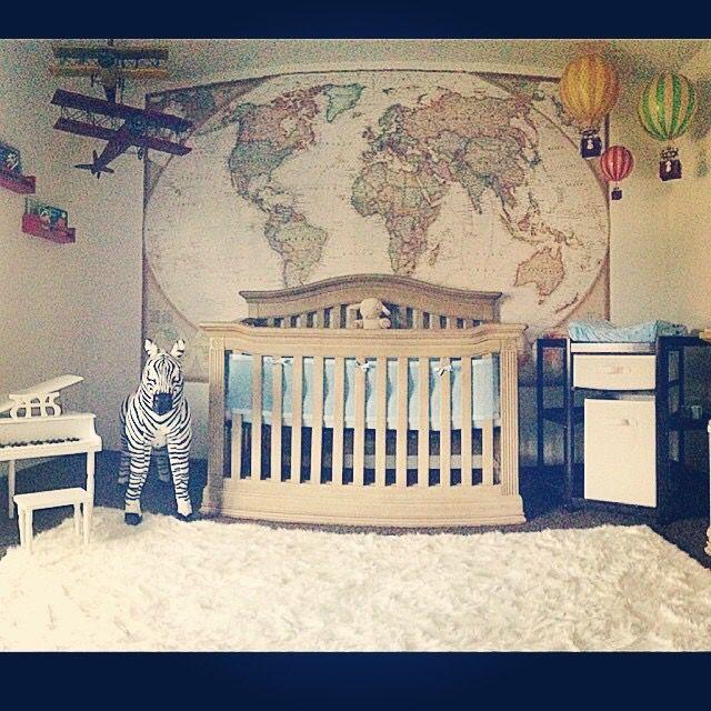 Travel Theme Nursery Travel Theme Nursery Baby Boy Room Nursery Baby Nursery Themes