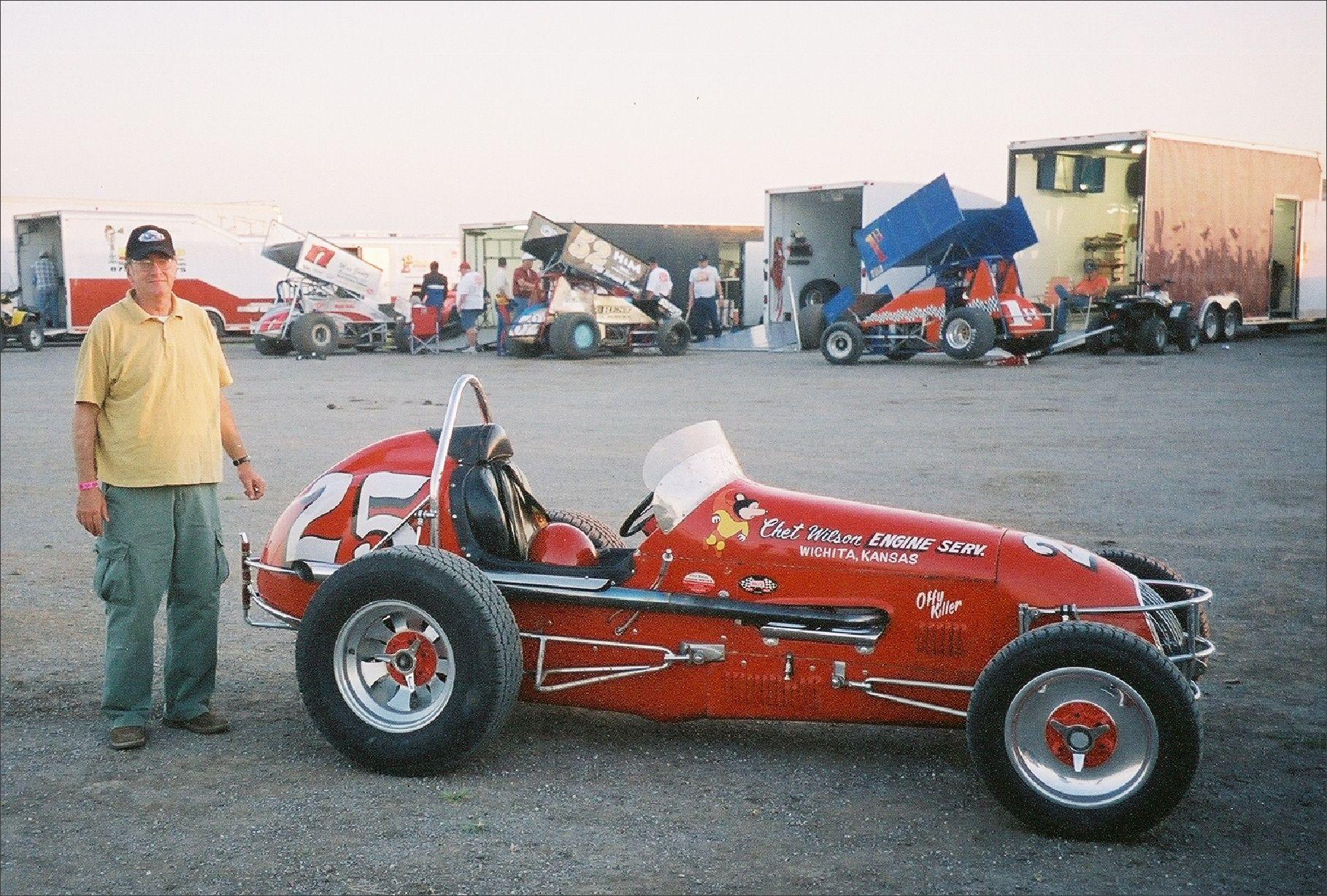 Midget car racing class