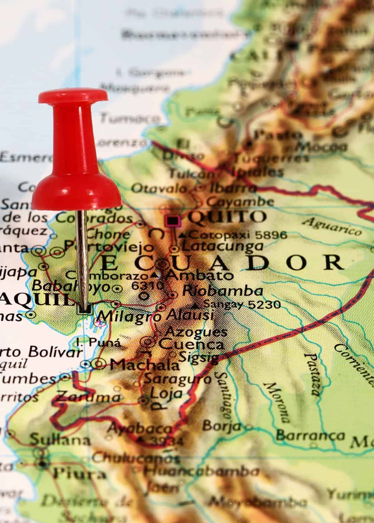 How Did Ecuador Get Its Name How To Get Ecuador Quito