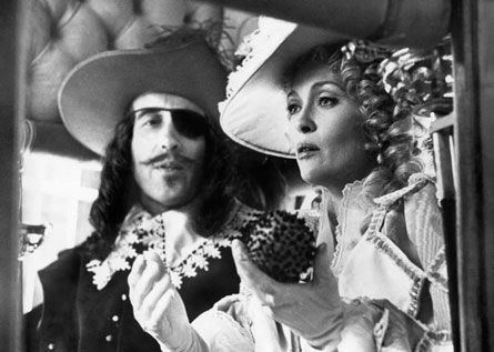 The Three Musketeers 1973 Faye Dunaway