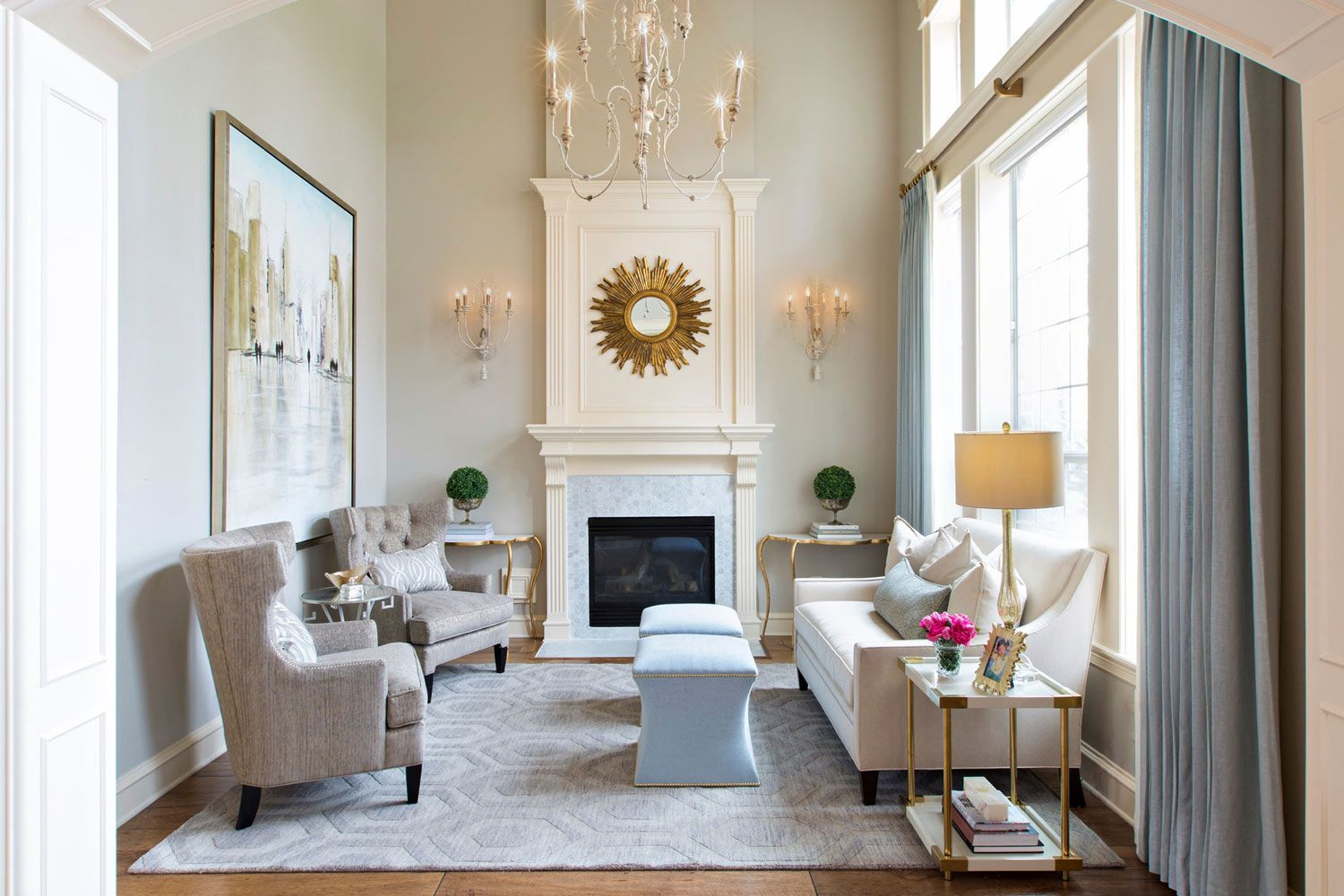 Located In The Woodlands, Texas, The Amanda Carol Interiors Design Studio  Is A Full