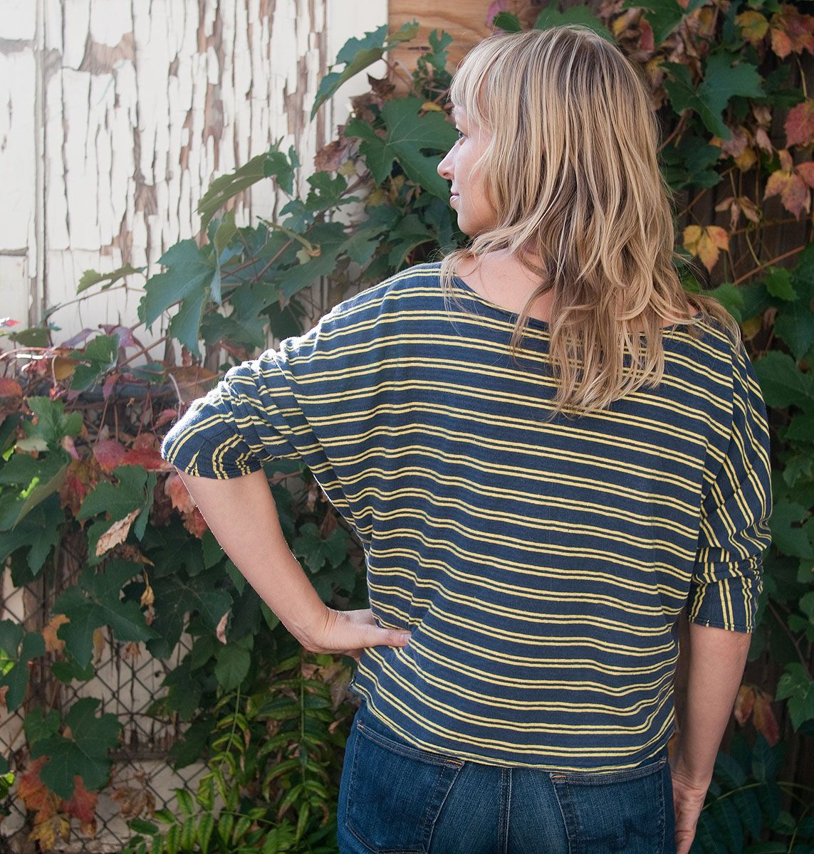 One Hour Top: Free Sewing Pattern! | Fancy Tiger Crafts