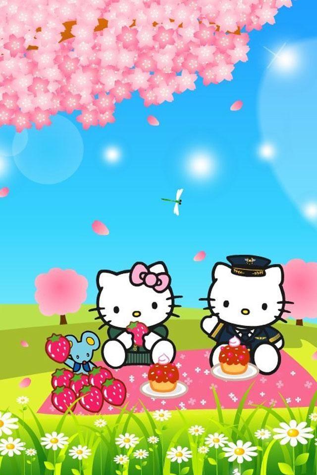 3712be8a6 Free Hello Kitty Live Wallpaper - WallpaperSafari | Wallpapers ...