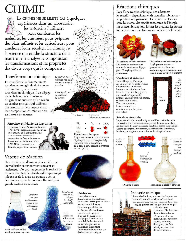 Chimie - page 1