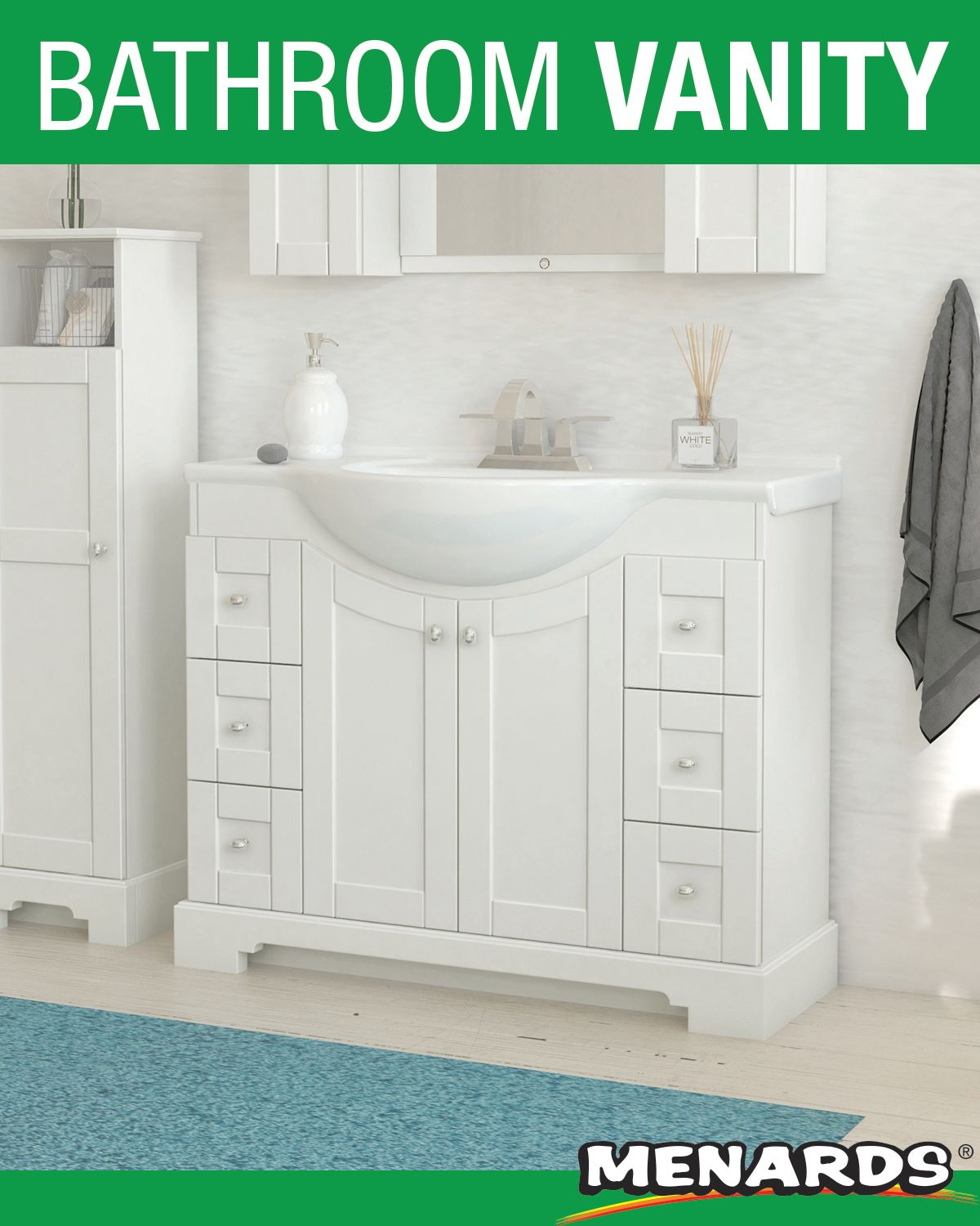 Its Space Saving Design And Storage Accessories Make The