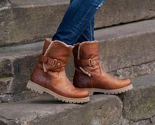 Botas Mujer Felia cuero :: Panama Jack | ZAPATOS~ | Zapatos