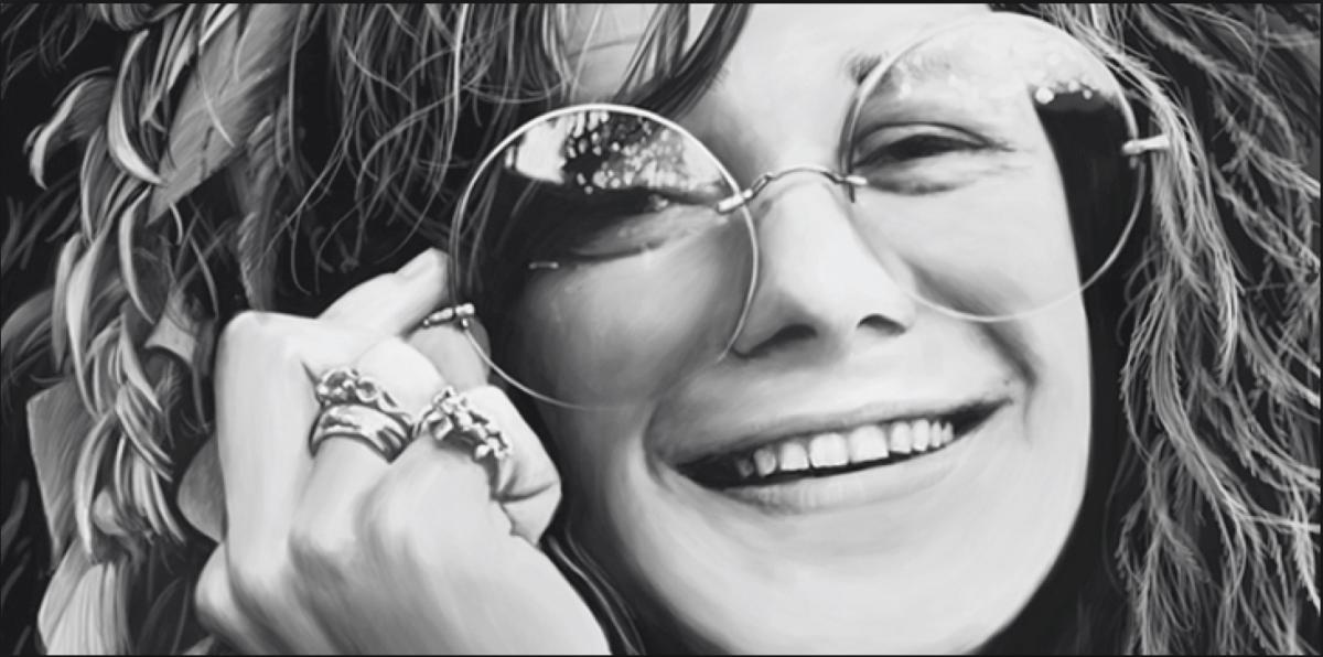 Happy Birthday To Janis Joplin, The Queen Of Psychedelic