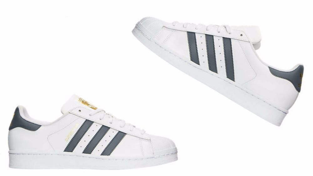b8b6018e9 Men s Adidas Originals SUPERSTAR Foundation White Onix Metallic Gold BY3714   adidas  BY3714