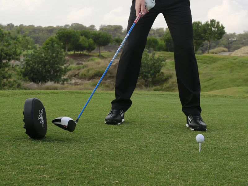 How To Cure Your Slice With This Takeaway Drill Golf Drills Tips