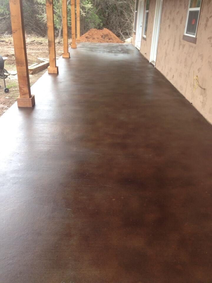 Pin On Outdoor Concrete Stain