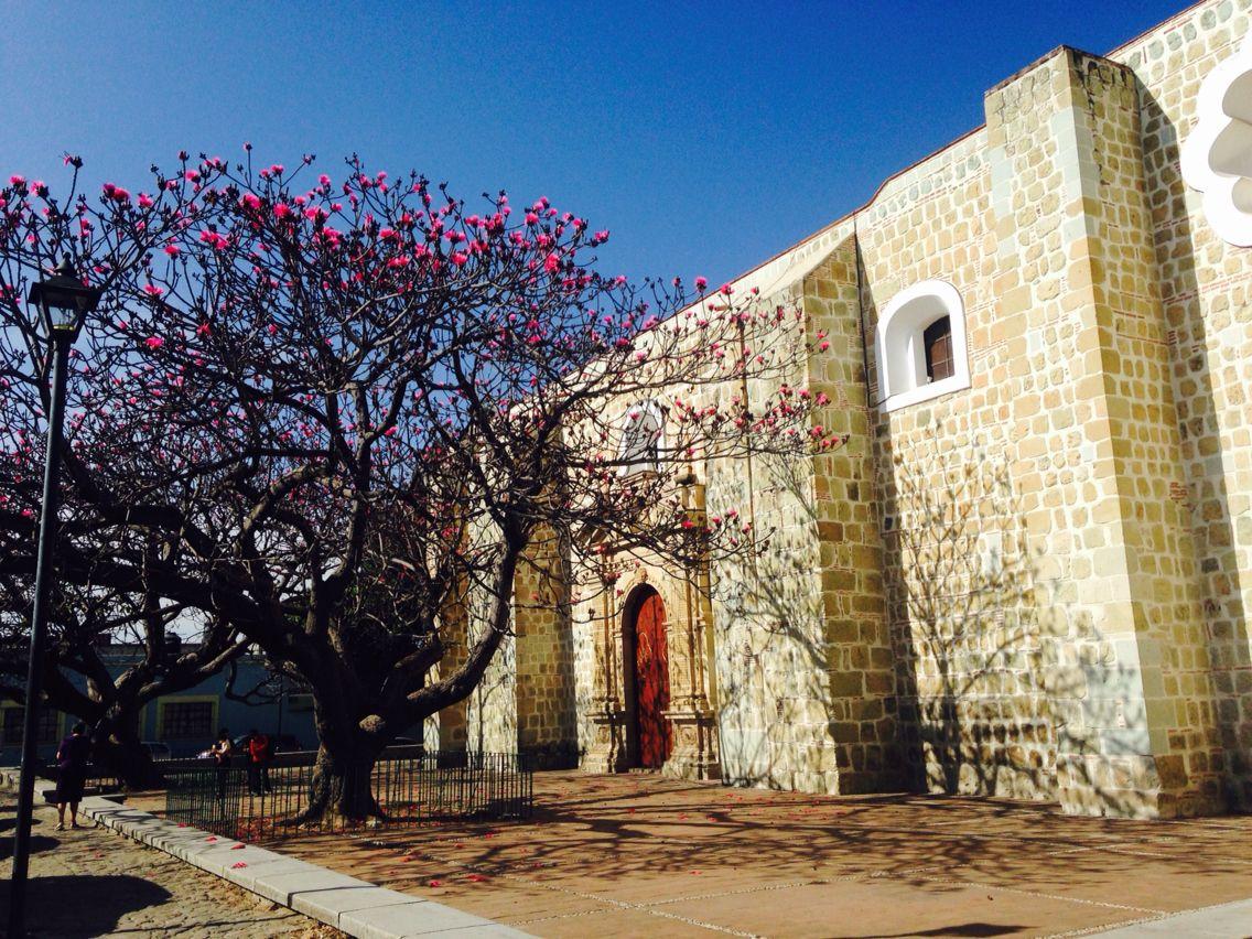 exterior del templo de san martin