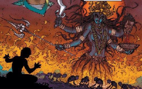 Kali Diosa Hindu Dioses Hindues Diosa Kali Dioses