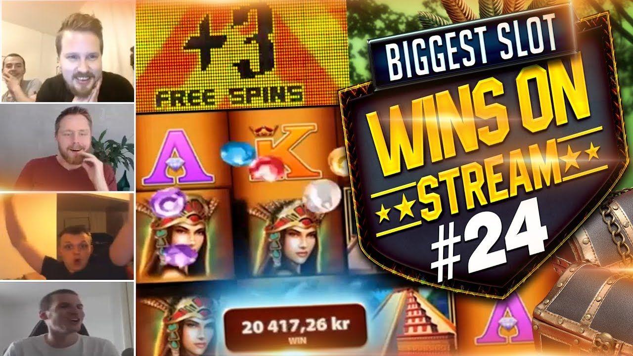 Casino Slot Winners 2017