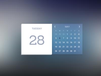 calendario minimalista 2
