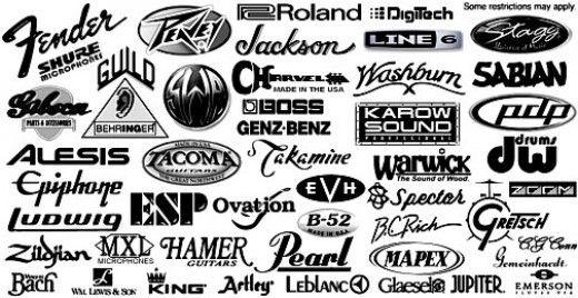 Pin By Christian Berg On Roadie Logo Guitar Music Logo Music Guitar