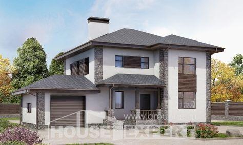 185-004-л | Двухэтажные дома, Дом, Загородный дом