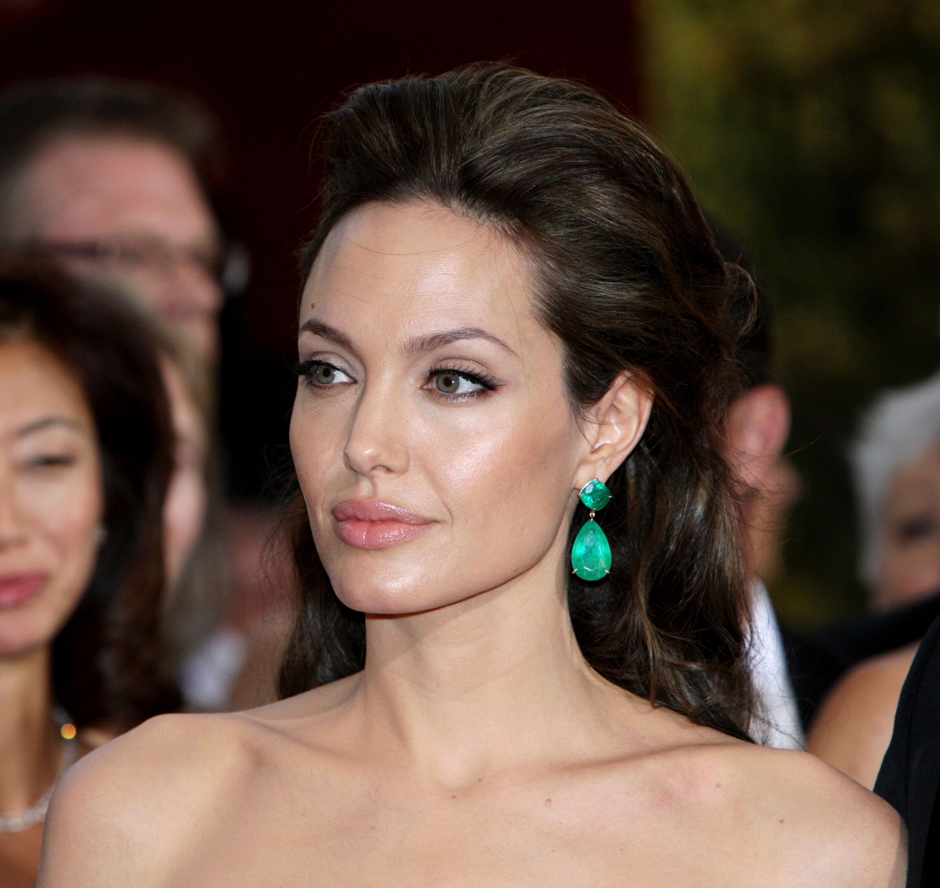 Angelina Jolie Nue Sex wcw: angelina jolie | greek hair, oscar hairstyles, hair
