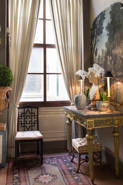 Michele Bonan's Private Apartment, Florence, 2016 - Francesca Pagliai