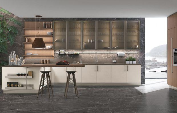 Cucine Lube: qualità versatile | Kitchen | Pinterest | Kitchens and ...