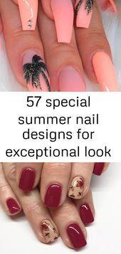 57 speciale zomernagelontwerpen voor een uitzonderlijke look 2