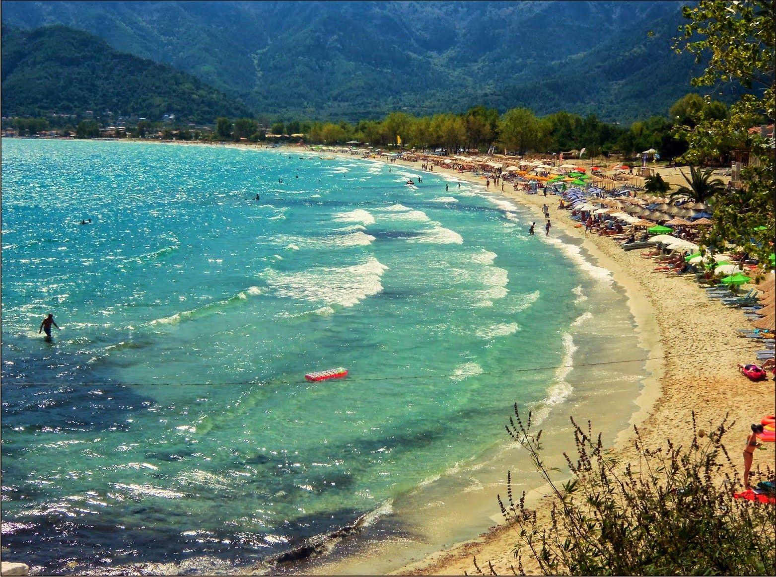 Insula Thassos Grecia Poze Super Misto Insule Grecia Călătorii