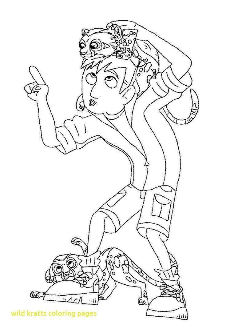 Free Coloring Pages Wild Kratts Printable Wild Kratts Coloring Page To Download And Coloring Here I Animal Coloring Pages Wild Kratts Cartoon Coloring Pages