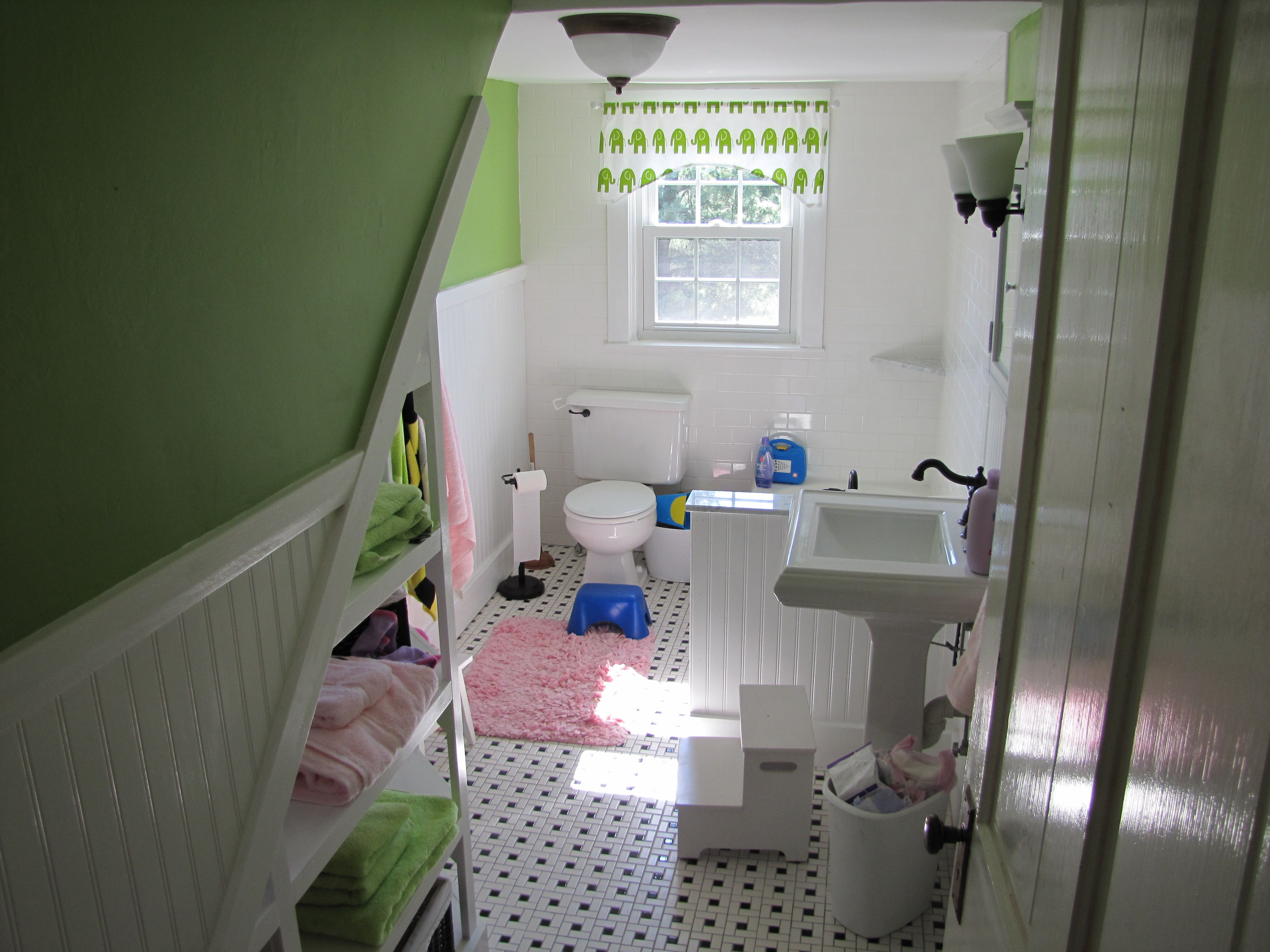 Colonial Remodeling Model Remodelling bathroom remodel in an early 1900's home | vincent abell