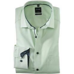 Photo of Olymp Luxor Hemd, modern fit, Global Kent, Limone, 42 Olymp